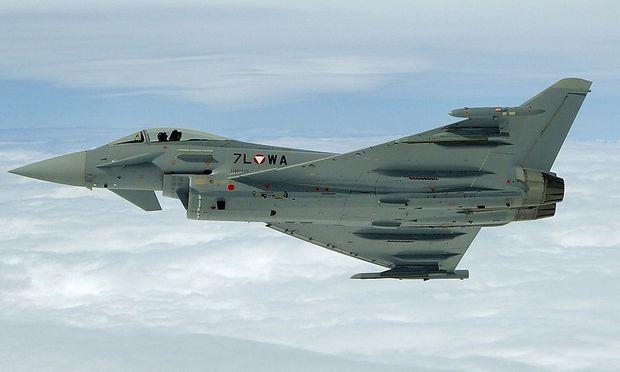 Eurofighter-Affäre: EADS schickt Beauftragten nach Wien