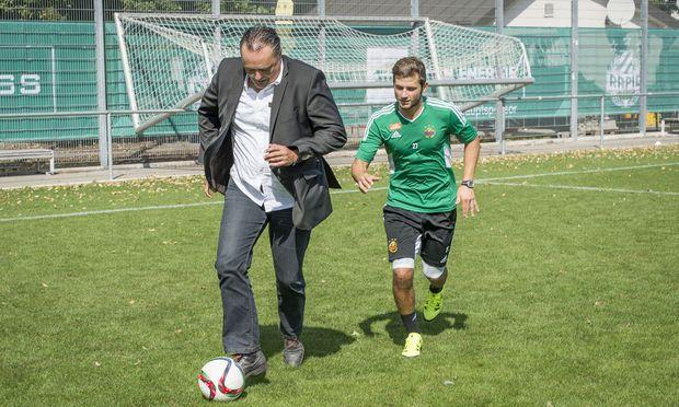 Sportminister Hans Peter Doskozil hast das Reformprojekt initiiert.