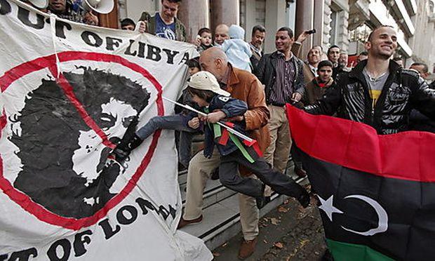 Hinrichtung oder Kreuzfeuer- Wie starb Gaddafi?
