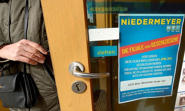 THEMENBILD: NIEDERMEYER INSOLVENT