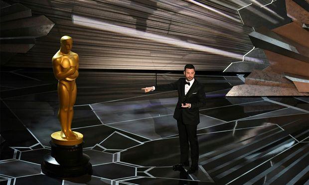 In diesem Jahr moderierte erneut Jimmy Kimmel die Gala. Warum eigetnlich?