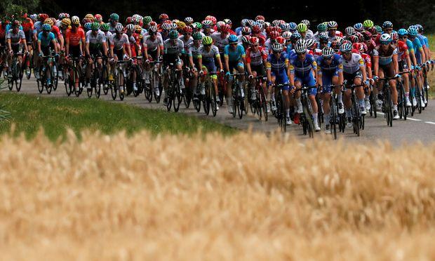 Die Tour de France hat sportlich wie auch landschaftlich immer etwas zu bieten.