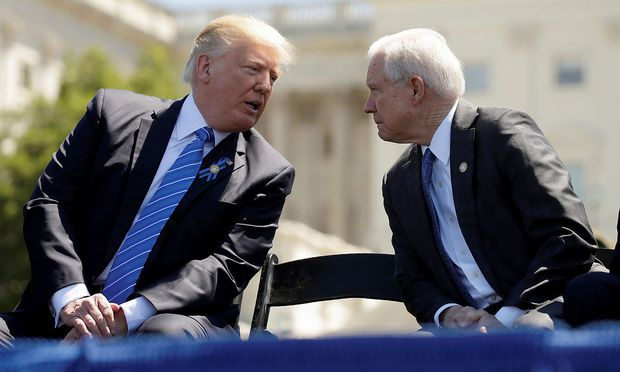 Auch US-Justizminister Sessions will aussagen
