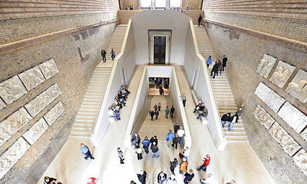 Neues Museum Berlin Gewinnt Mies Van Der Rohe Preis Diepressecom