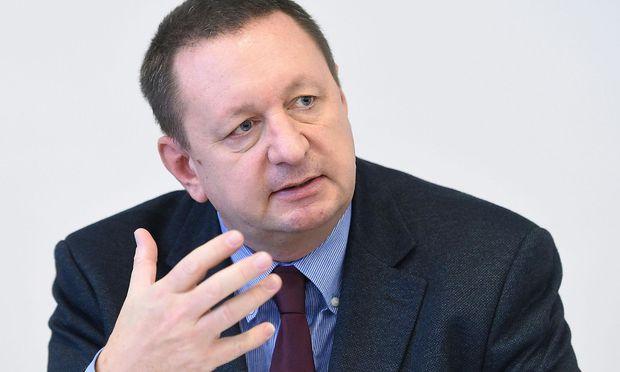 Bundeselternverband: Gernot Schreyer