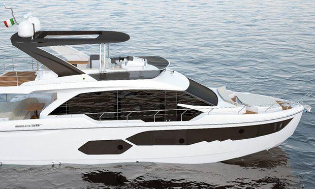 Luxusyachten  Spielzeug für Reiche: Das sind die neuen Luxus-Yachten « DiePresse.com