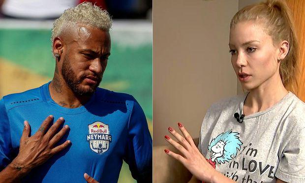 Das brasilianische Model hatte Neymar Vergewaltigung vorgeworfen