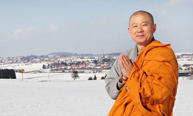 Stupa Buddha nach Gfoehl