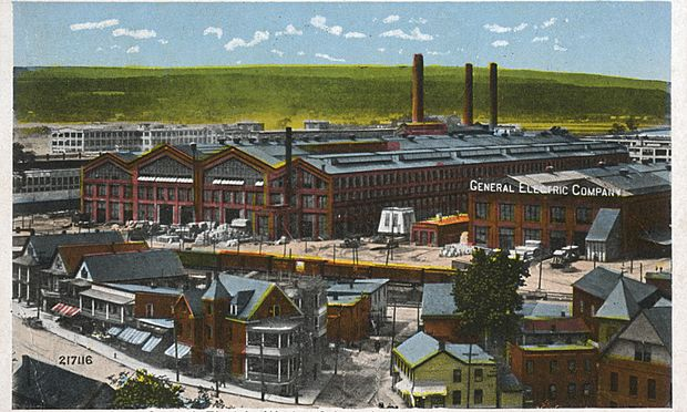 Themenbild: General Electric Company, Schenectady, New York, USA