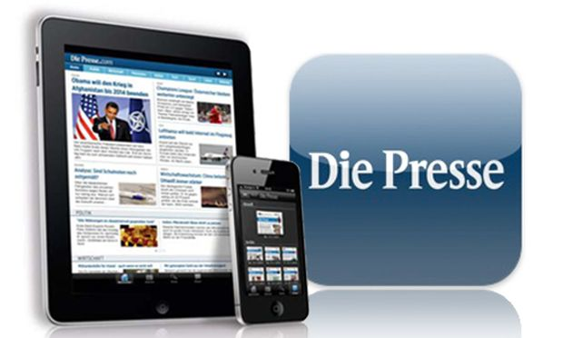 PresseApp Version sofort AppleStore