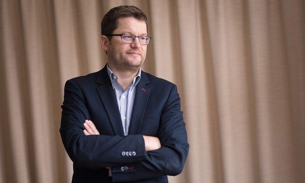 Johannes Neubert, Intendant der Wiener Symphoniker