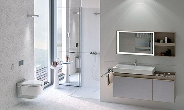 Sauber mit System: Technische Innovationen für Badezimmer ...