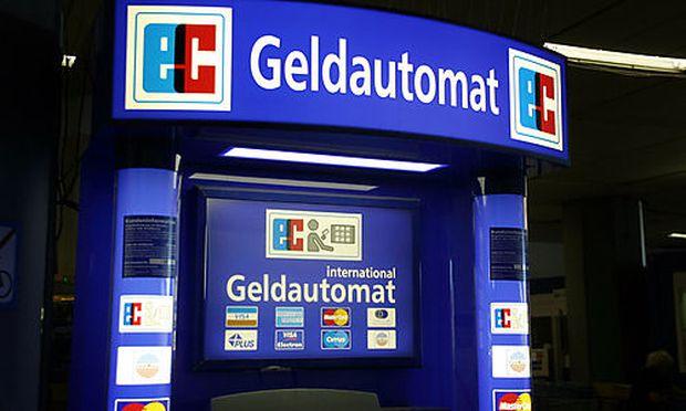 Deutscher Geldautomat