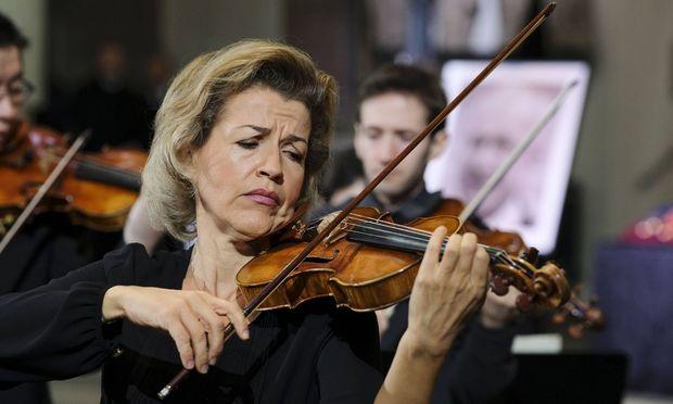 Geigerin Anne-Sophie Mutter (Archivbild).