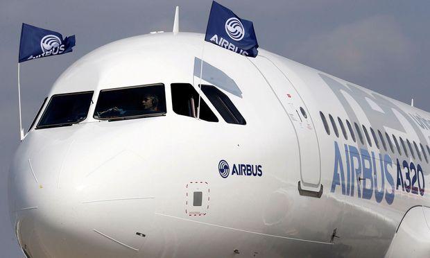 Triebwerks-Ärger quält Airbus zum Jahresstart