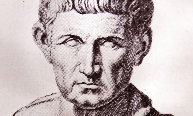 Der Philosoph Aristoteles