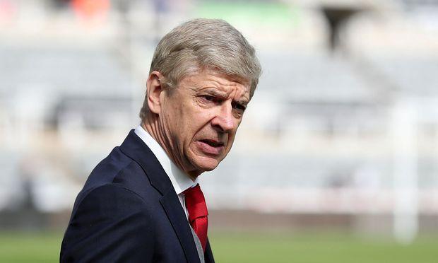 Trainer Arsène Wenger hört nach 22 Jahren bei Arsenal London auf