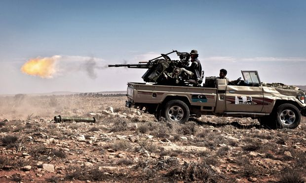 FILES-LIBYA-ARAB-POLITICS-RIGHTS-CONFLICT-REVOLUTION