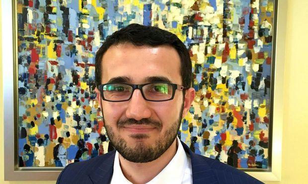 NEUER VORSITZENDER DER ISLAMISCHE GLAUBENSGEMEINSCHAFT: IBRAHIM OLGUN