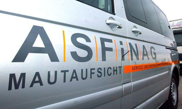 Asfinag klagt deutsche Internetfirma wegen digitaler Vignette / Bild: APA/HERBERT PFARRHOFER