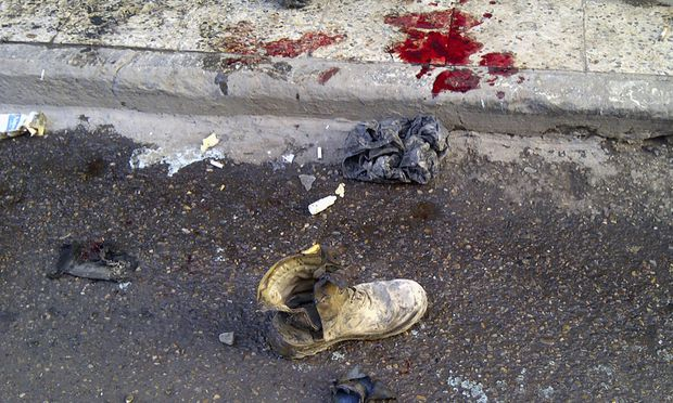 Schwerer Bombenanschlag in Bagdad