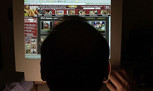 Porno im Internet