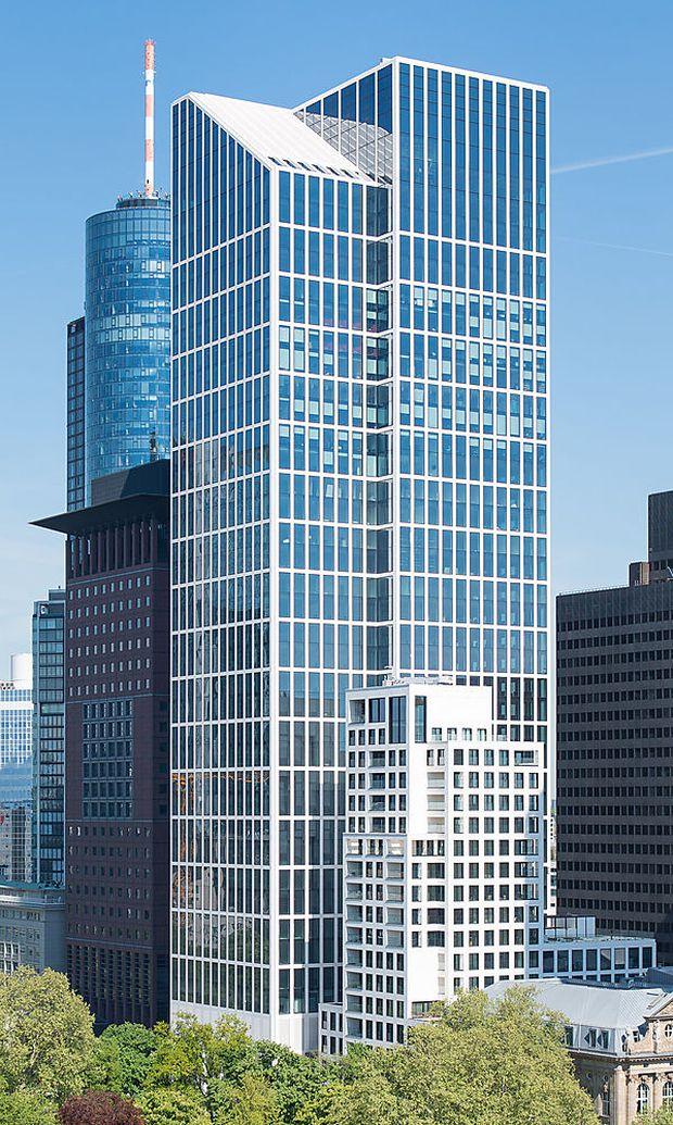 TaunusTurm in Frankfurt