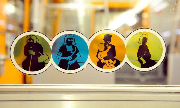 Wer im U-Bahn-Netz unterwegs ist, wird künftig auf den WC-Anlagen zur Kasse gebeten.