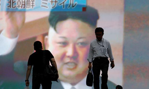 Xi fordert Trump zur Zurückhaltung im Nordkorea-Konflikt auf