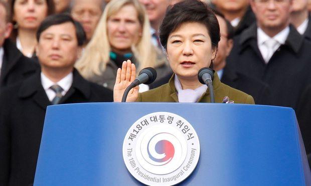 Jahre Haft für Ex-Präsidentin Park