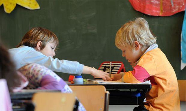 Politische Bildung schon Volksschule