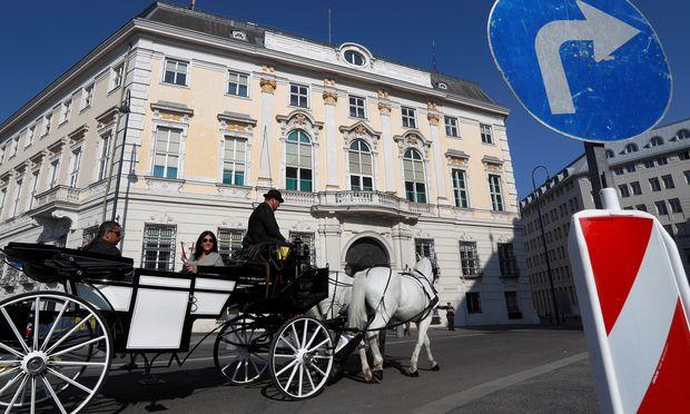 Die Fiaker gehören zum Wiener Stadtbild. Doch wann haben sich die Pferde eine Pause verdient?