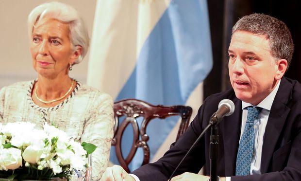 Christine Lagarde: Der IWF bleibt voll verpflichtet, Argentinien zu helfen