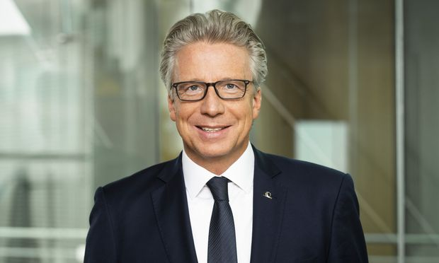 Konzernchef Wolfgang Kindl.