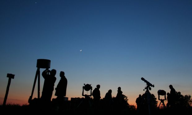 Derzeit sind die Astronomen in Wien, im Vorjahr wurden bundesweit 1,7 Millionen Teilnehmer von Tagungen, Kongressen und Messen gezählt.