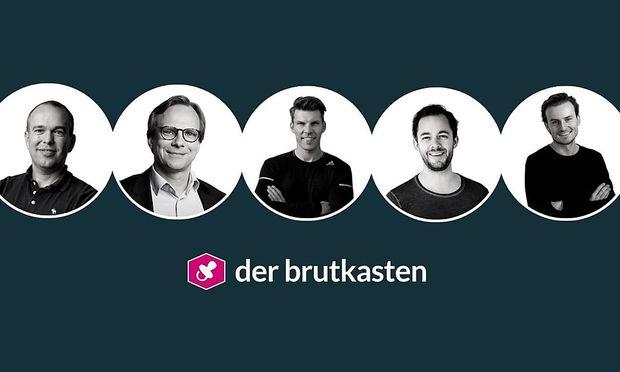 Die neuen Investoren Frank Westermann (Sweet Ventures), Andreas Bierwirth (Magenta Telekom), Florian Gschwandtner (Runtastic/8eyes), Eugen B. Russ (Russmedia) und Eric Demuth (Bitpanda).