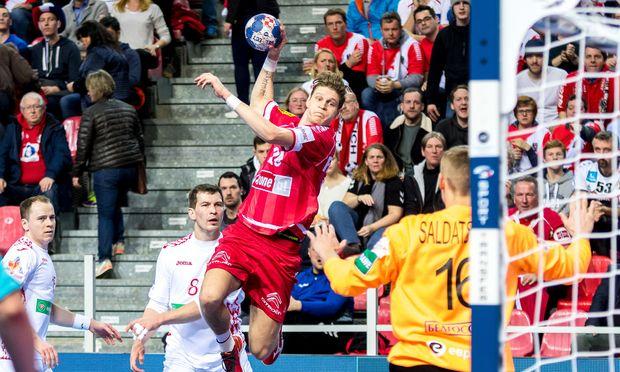 Sebastian Frimmel hebt ab: Der 23-Jährige soll in Zukunft eine tragende Rolle im Nationalteam spielen.