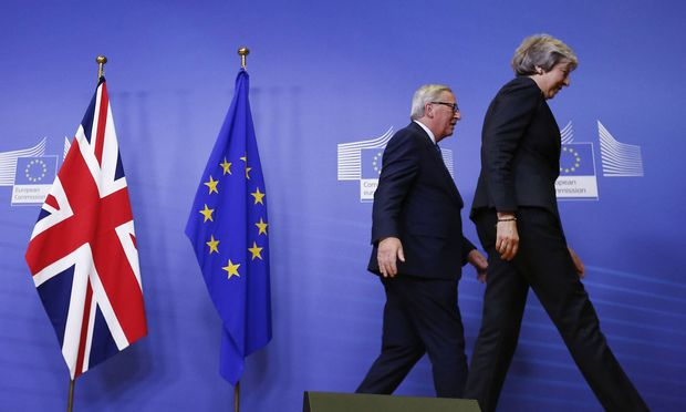 Theresa May kann ihren Deal im Parlament nicht durchbringen / Bild: imago/Xinhua
