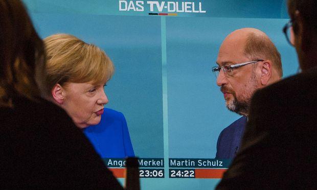 Deutschlandtrend: Union und SPD weiter im Sinkflug