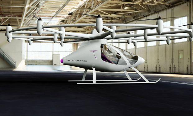 Bruchsaler Firma startet mit Dubai Pilotprojekt für Lufttaxis