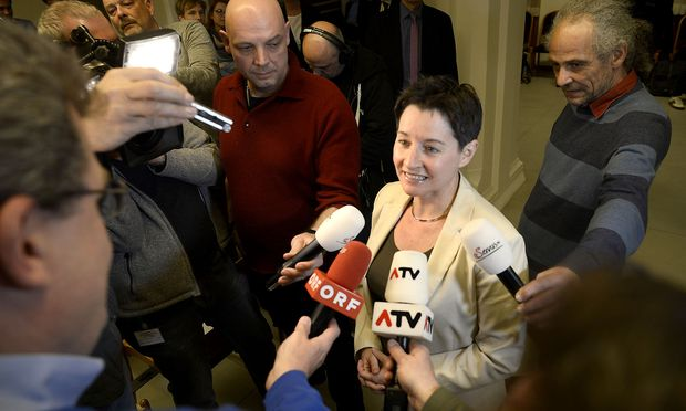 Die ehemalige Gesundheitsstadträtin Sonja Wehsely (SPÖ) wurde Anfang April von der Untersuchungskommission zum Bau des KH Nord befragt.