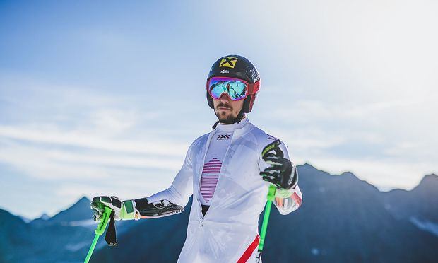 Marcel Hirscher beim Training