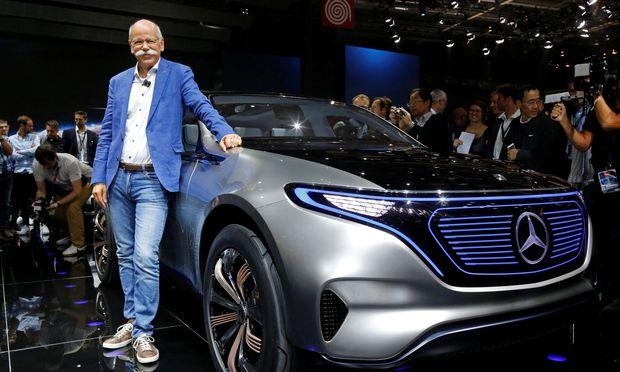 Daimler kauft um Milliarden Euro Batteriezellen