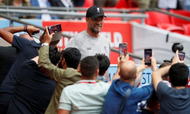 Jürgen Klopp will mit Champions-League-Sieger Liverpool auch die Durststrecke in der Premier League beenden.
