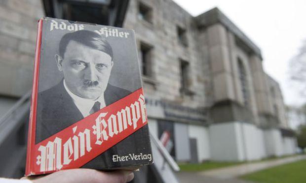 Bayern Hitlers Mein Kampf