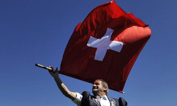 Schweiz, Einwanderung, Abstimmung