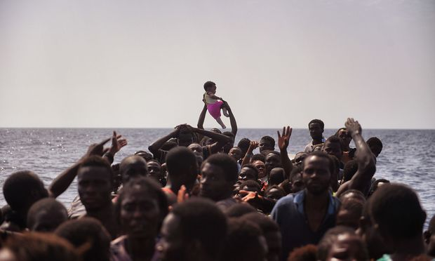 Wer in der EU um Asyl ansuchen will, muss sich in die Hände von Schleppern begeben, um illegal nach Europa zu reisen. Daran wird sich vorläufig nichts ändern.