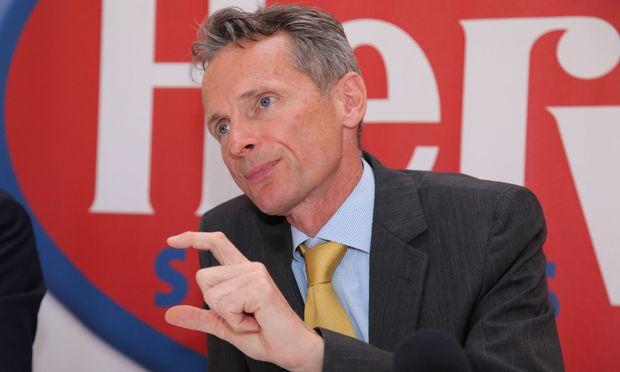 Hervis-Chef  Alfred Eichblatt