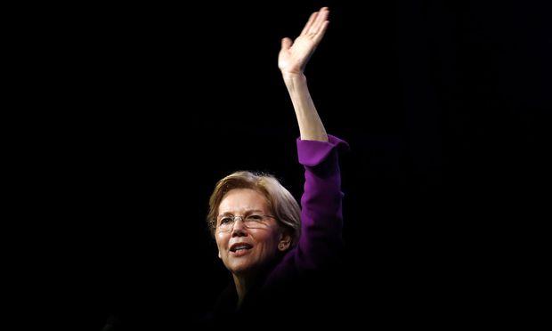 Elizabeth Warren bewirbt sich offiziell um die US-Präsidentschaftskandidatur