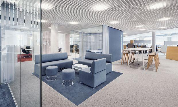 loft wohnung buhne gestalterische kreativitat, architektur: office of the year « diepresse, Design ideen